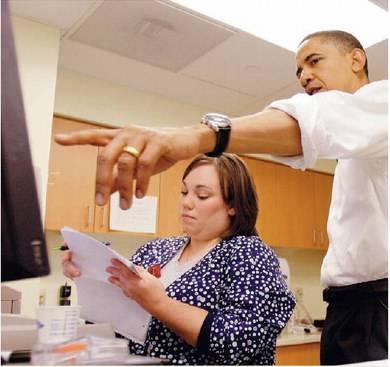 Internet, blog e libertà:  Obama vuole il tasto off