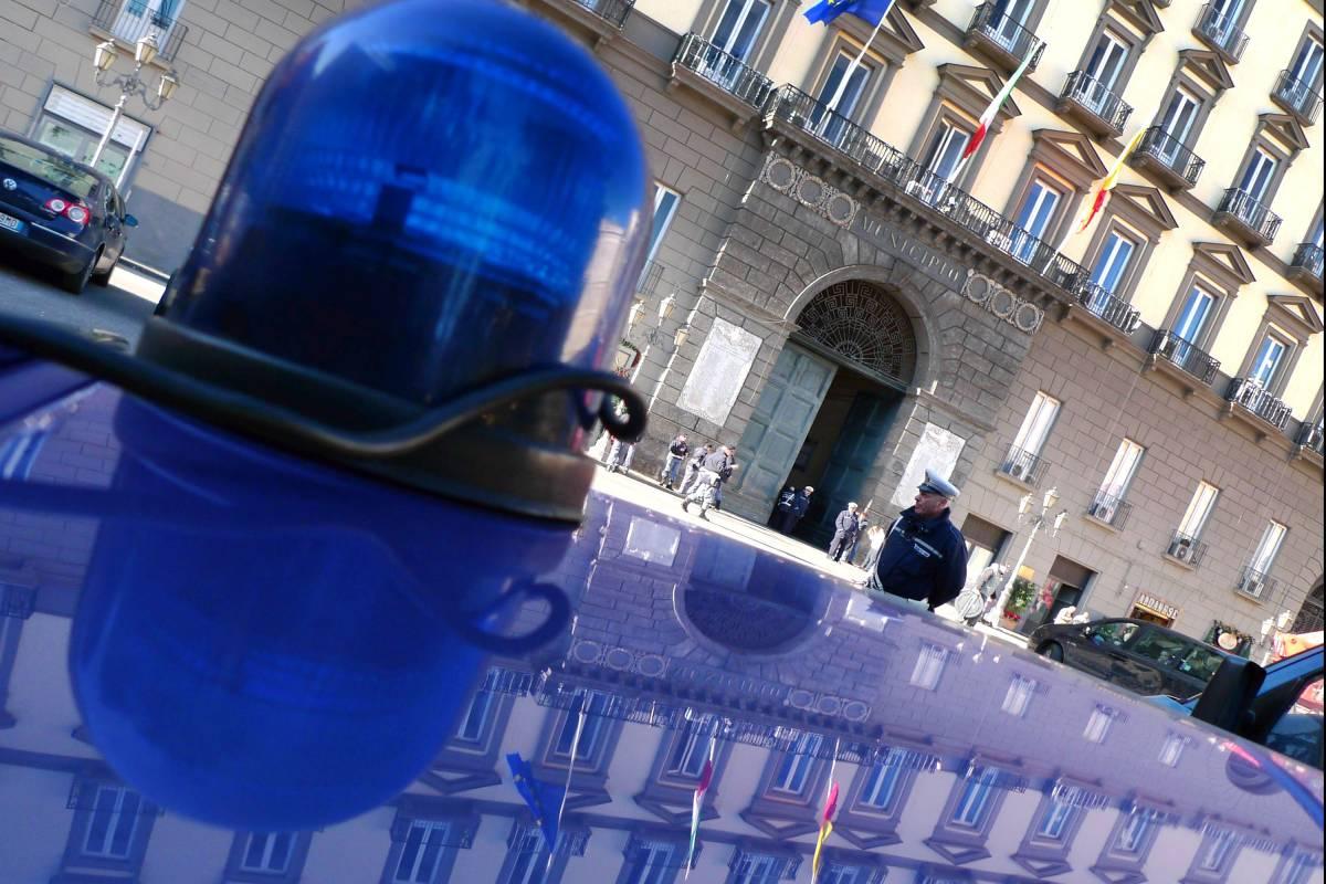 Droga negli slip:  fermato algerino  in Via Padova