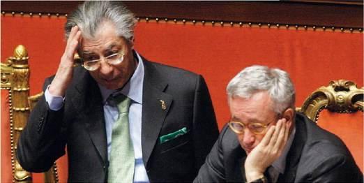 Tensione sull'asse fra Lega e Tremonti  Bossi vuole dare l'altolà al ministro
