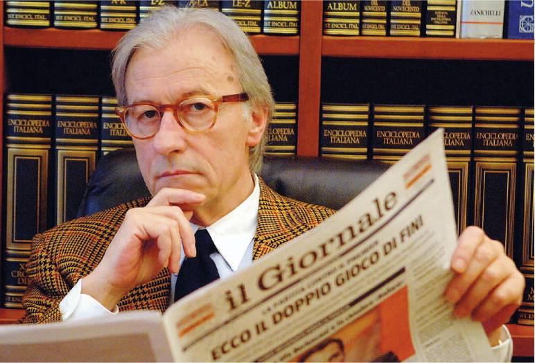 Vittorio Feltri si racconta/Seconda parte