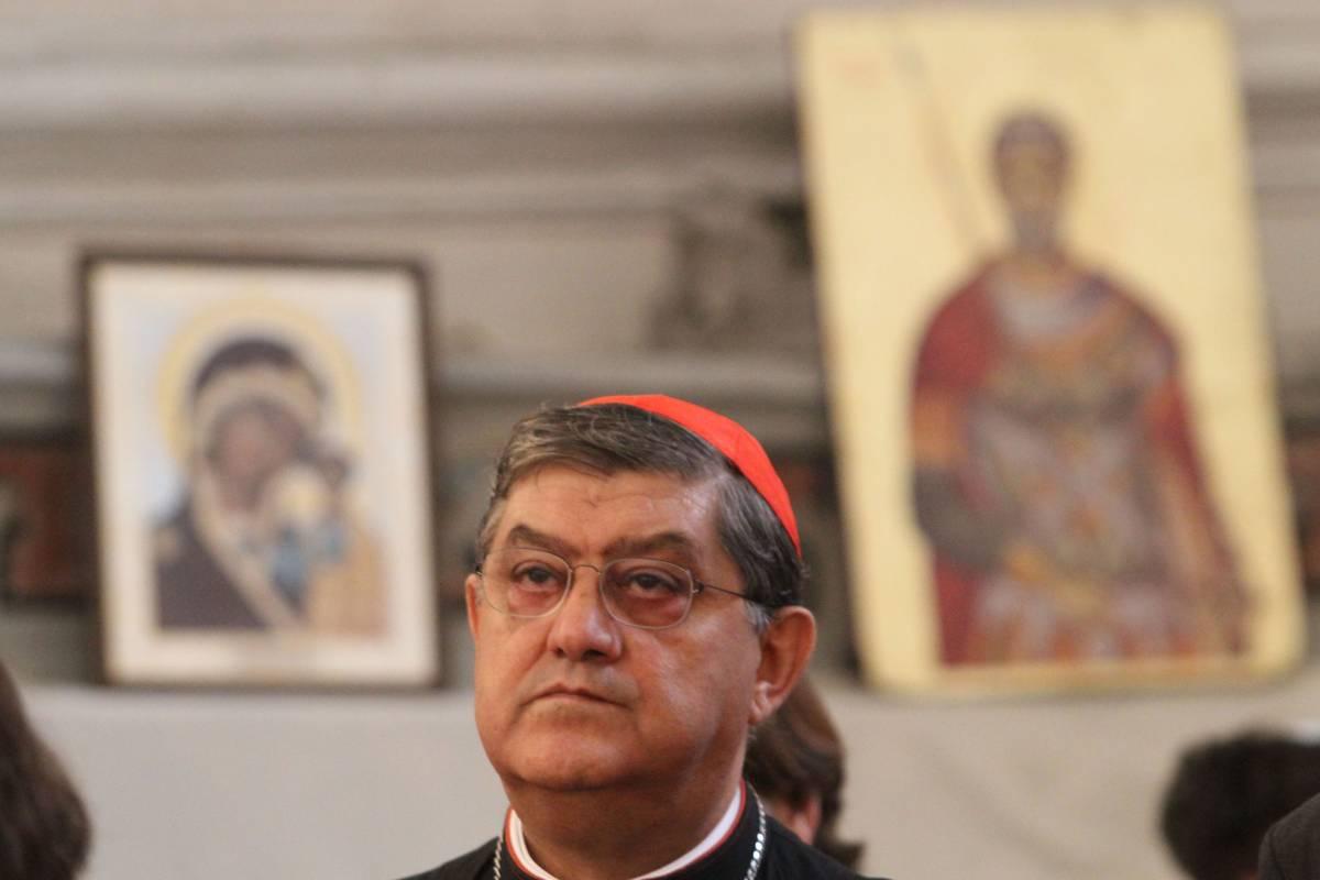 """L'imbarazzo del Vaticano: """"Fiducia in Sepe, chiarirà"""""""