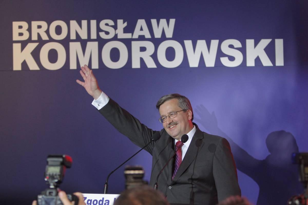 Presidenziali, Polonia al ballottaggio