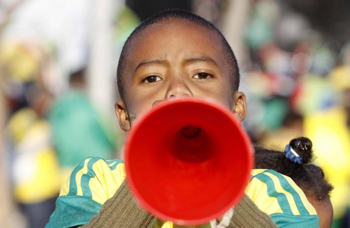 Impazza la vuvuzela virtuale  E' la più scaricata su iPhone