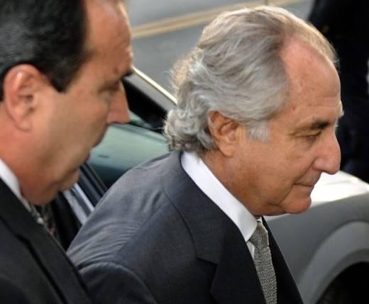 """Madoff al compagno di cella:   """"Ho nascosto nove miliardi"""""""