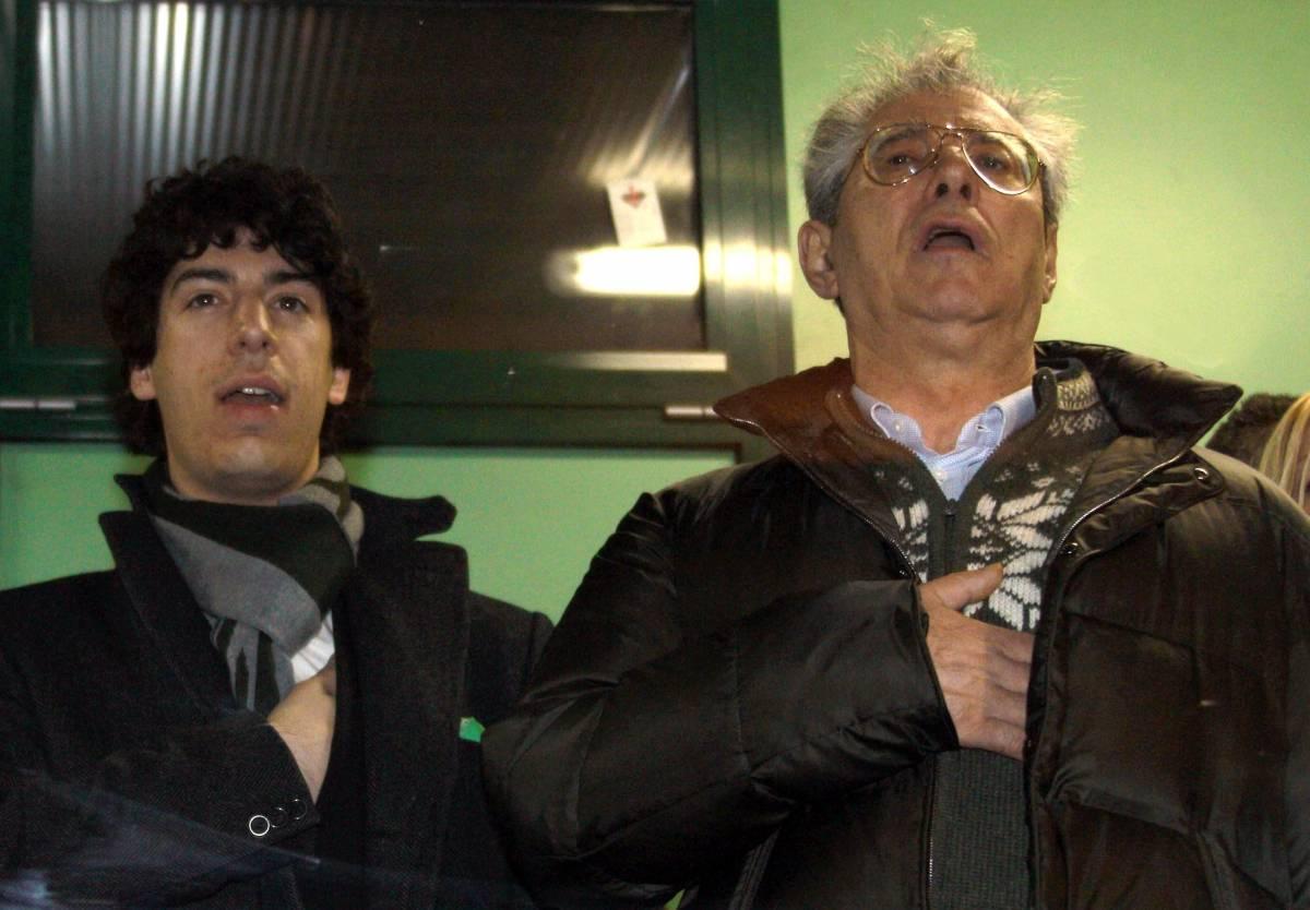 """Bossi: """"Scuse  all'Italia, spero vinca il Mondiale"""""""