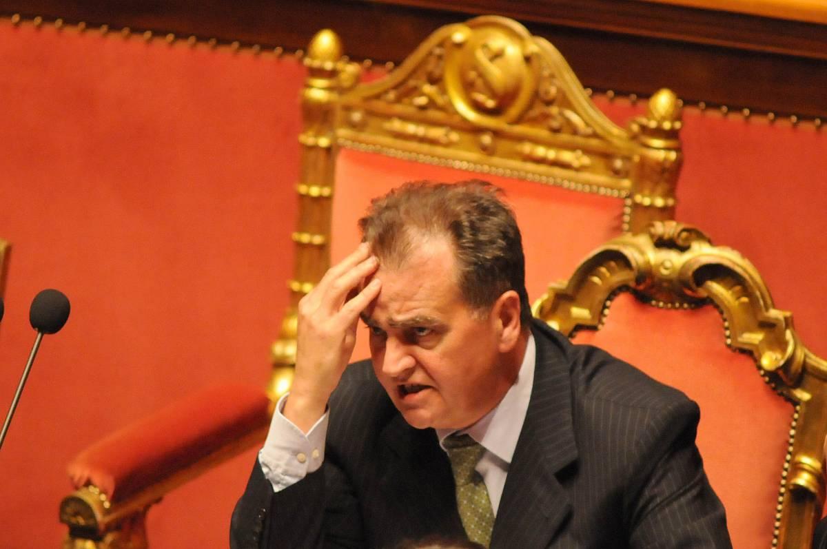 """Calderoli attacca gli azzurri: """"Sono bimbi viziati""""  Poi Salvini rilancia: """"La Padania avrebbe vinto"""""""
