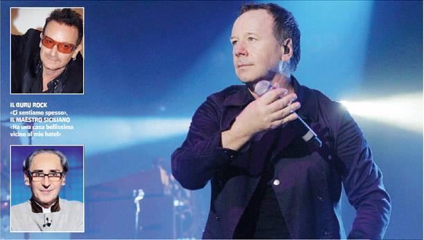 L'INTERVISTA: JIM KERR   'Da Bono a Battiato. Così rinasce il mio rock'