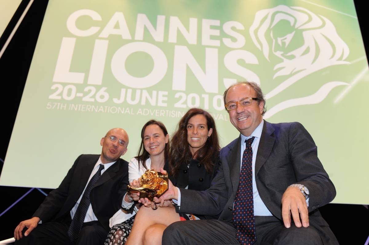 """Cannes, i """"Leoni d'oro"""" a Barabino & Partners"""