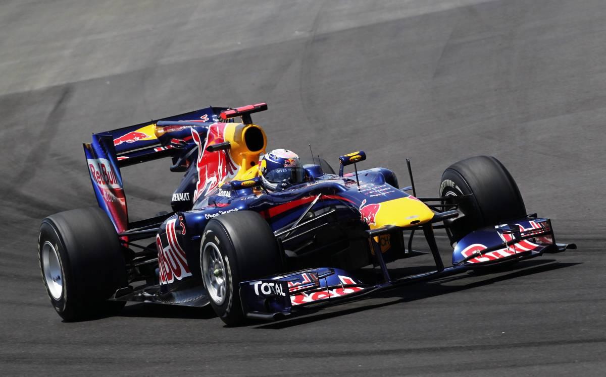Gp Spagna, pole a Vettel  dominio delle Red Bull