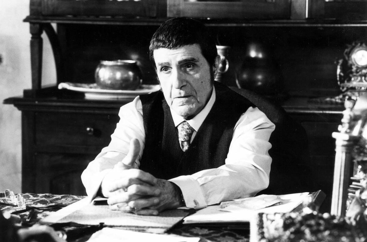 Il teatro italiano in lutto,  è morto Aldo Giuffré