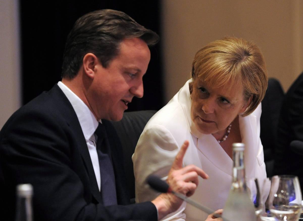 """G20, bozza d'accordo:  Merkel: """"Tutti i deficit   dimezzati per il 2013"""""""