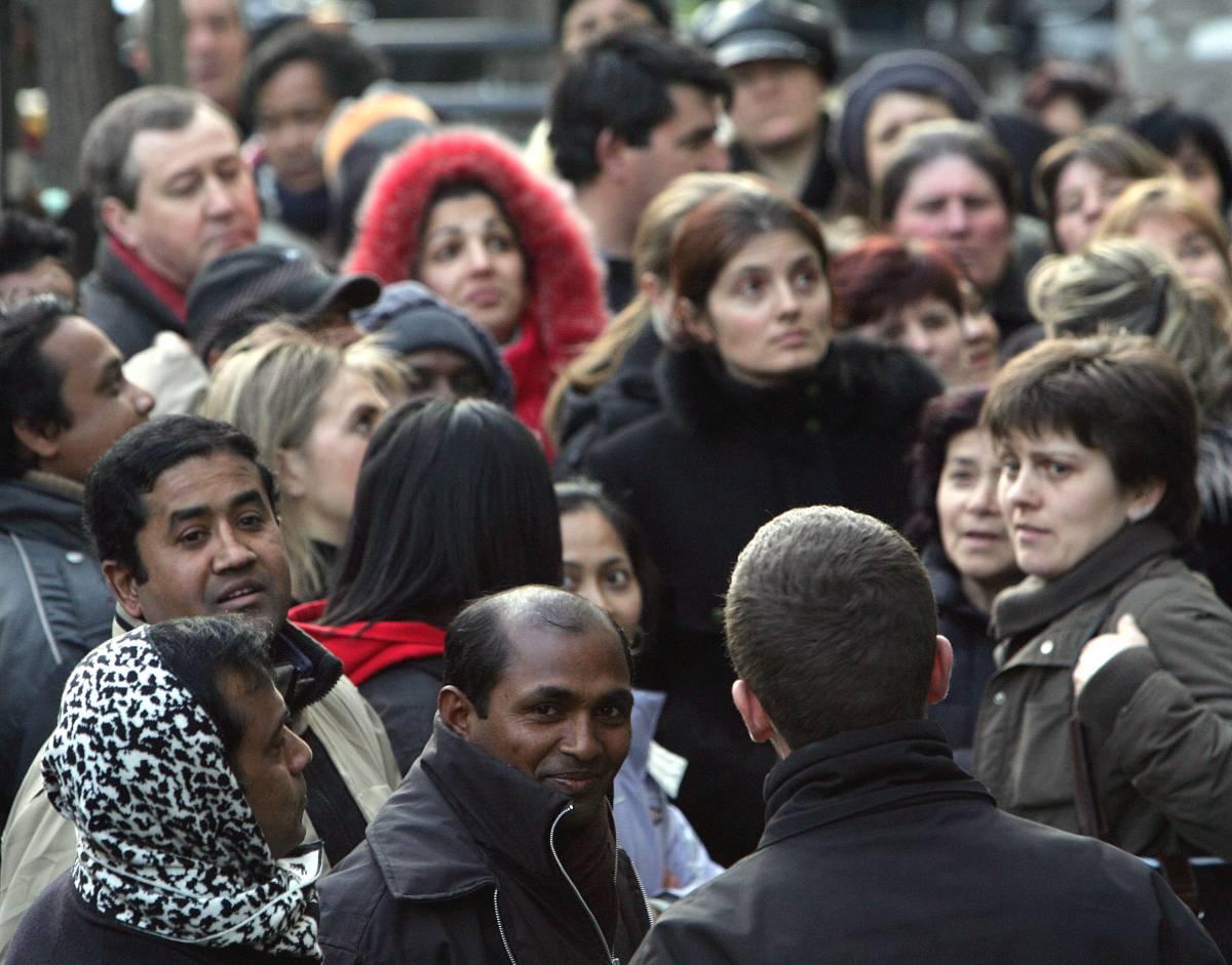 """Proposta choc a Berlino:   """"Sottoporre gli immigrati  a un test d'intelligenza"""""""