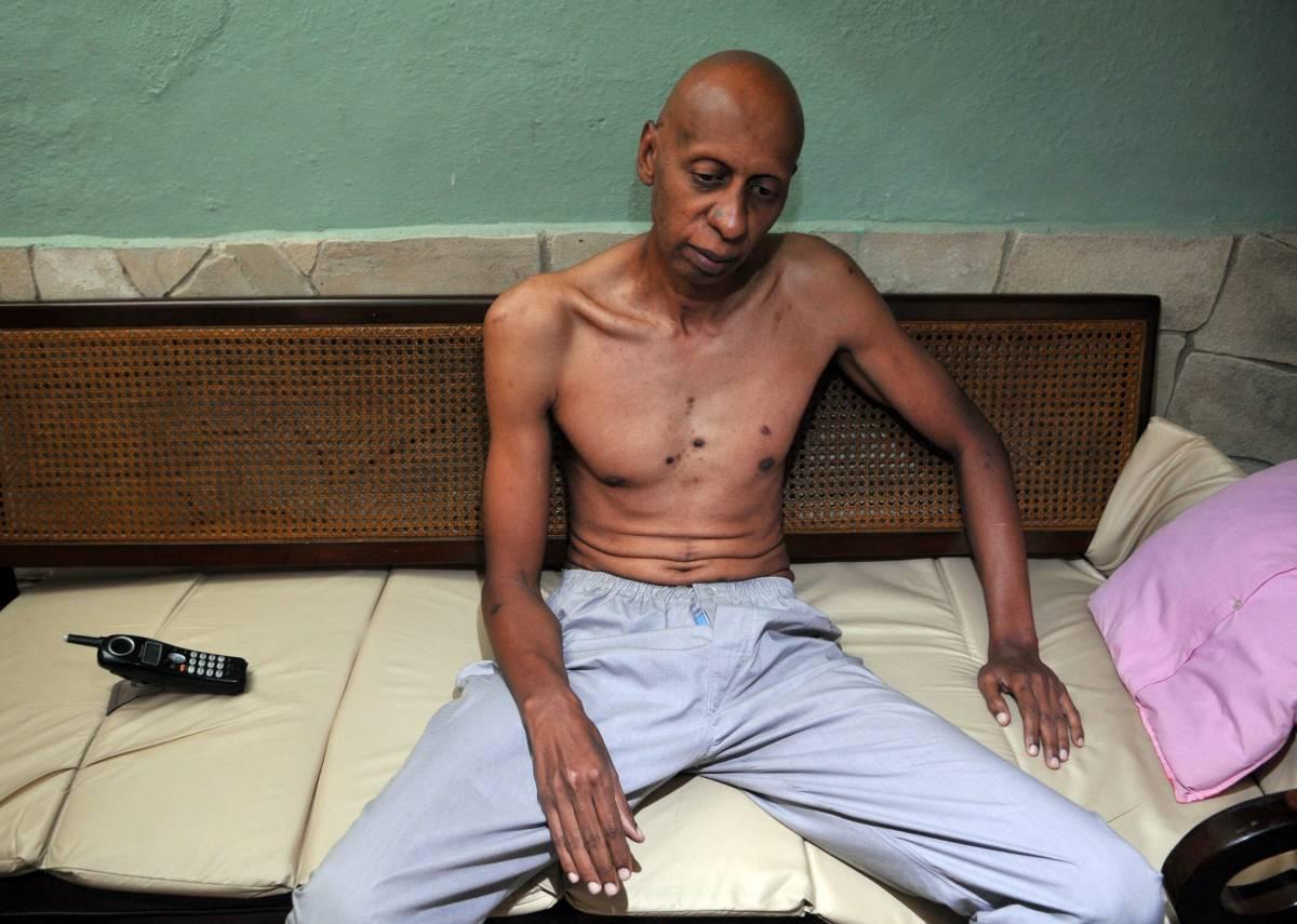 Repressione a Cuba:  dissidente in fin di vita