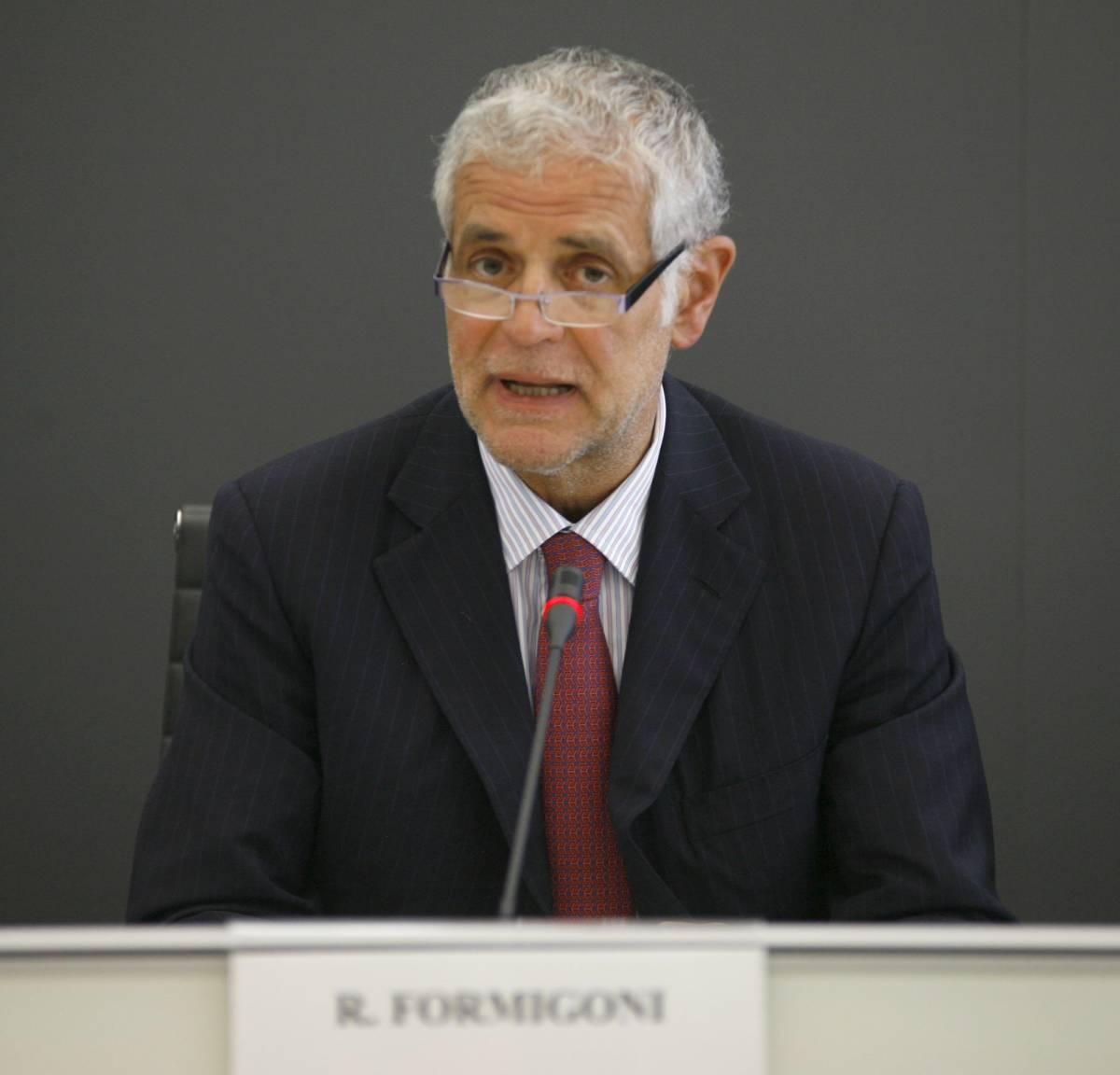 Formigoni: nessun litigio tra Regione  e Comune sulle aree per l'Expo