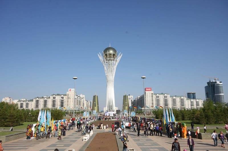 L'Expo è già realtà. Ad Astana però, non a Milano
