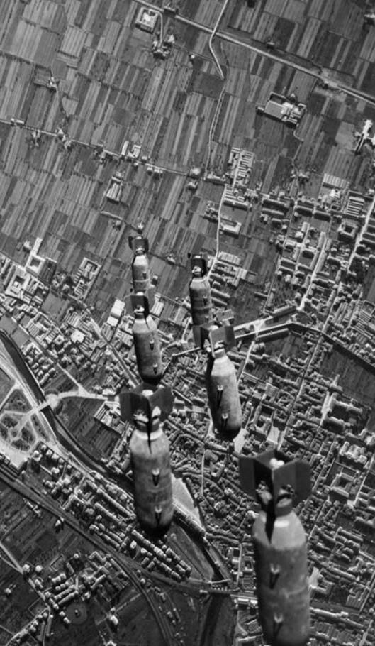 «Io, sotto le bombe, per salvare Genova»