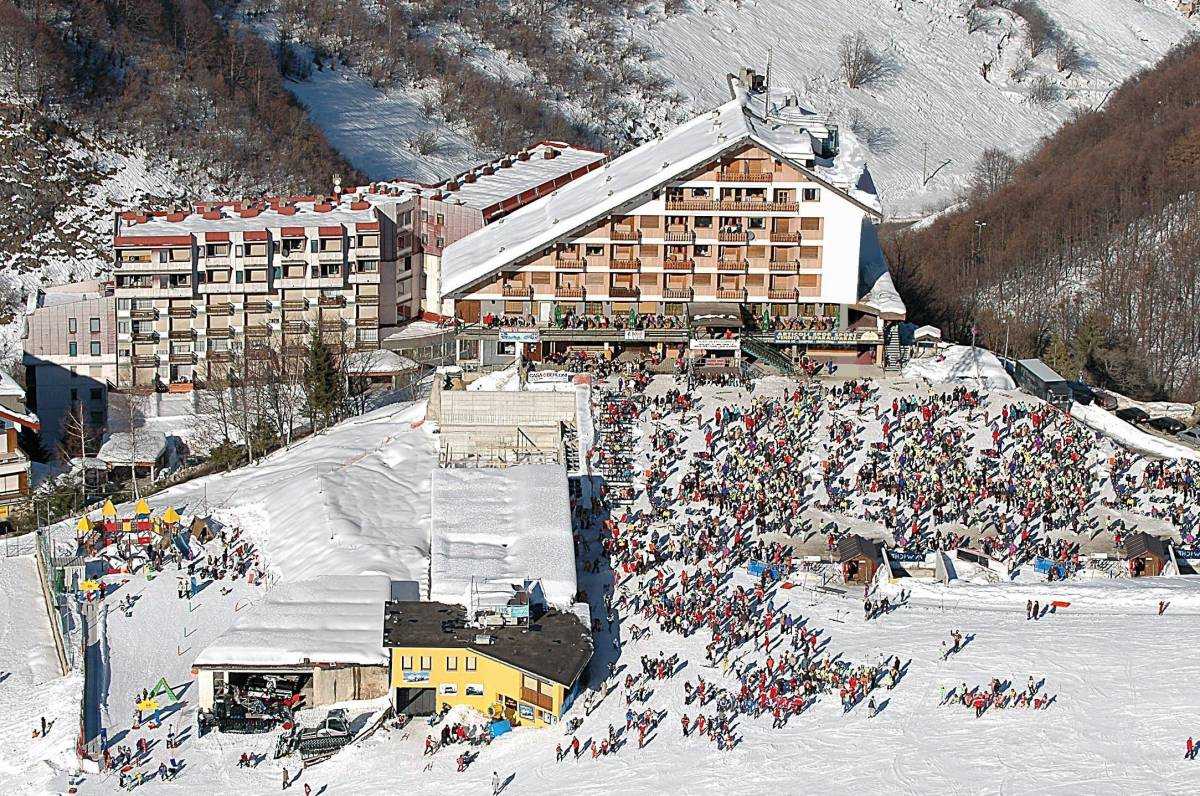 Limone & C., i genovesi tornano a sciare