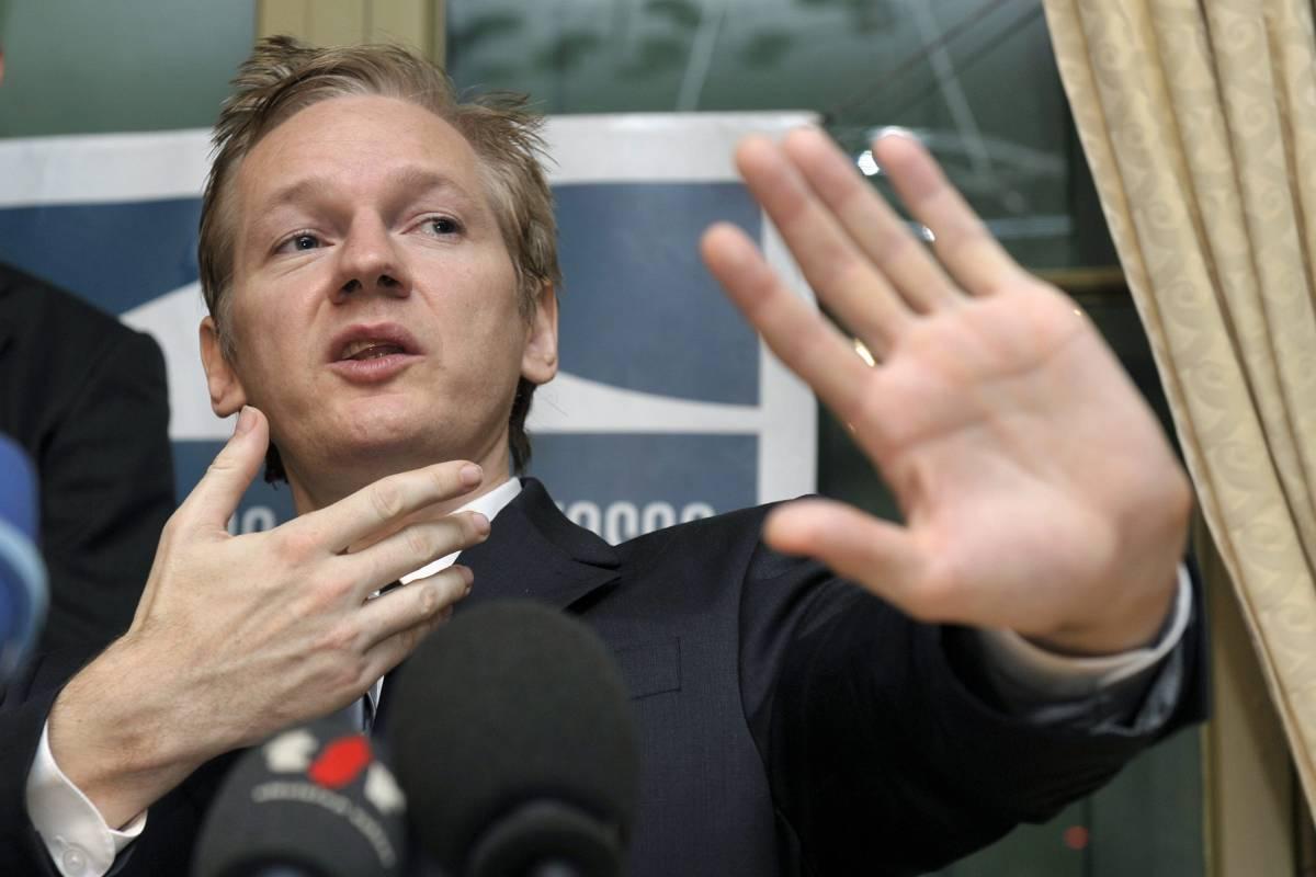 Wikileaks, le rivelazioni saranno pubblicate stasera