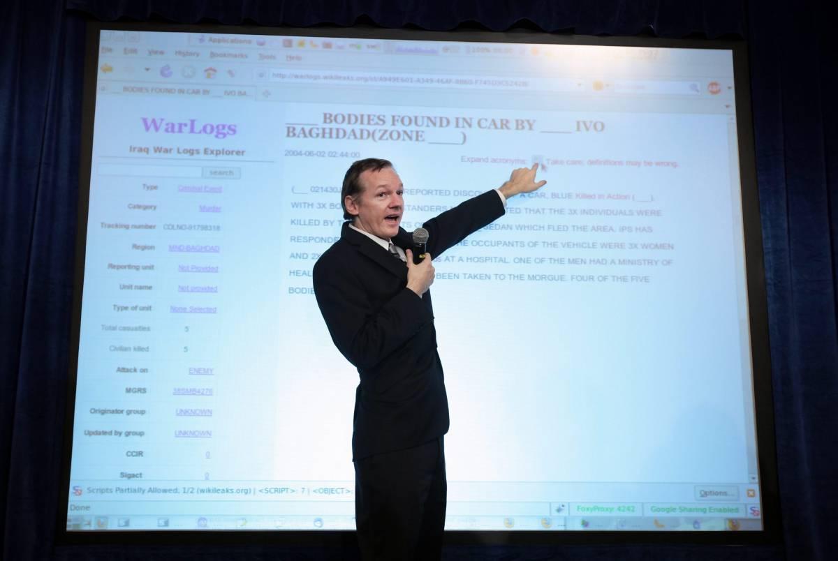 """Wikileaks file: """"Gli Usa spiavano l'Onu""""  """"Berlusconi inetto"""". Replica: da ridere"""