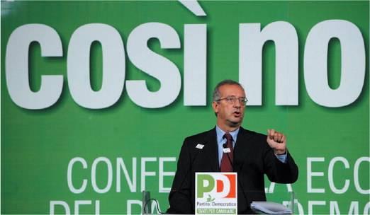 Pd, Veltroni a Milano  stronca le primarie:  Boeri scelta sbagliata