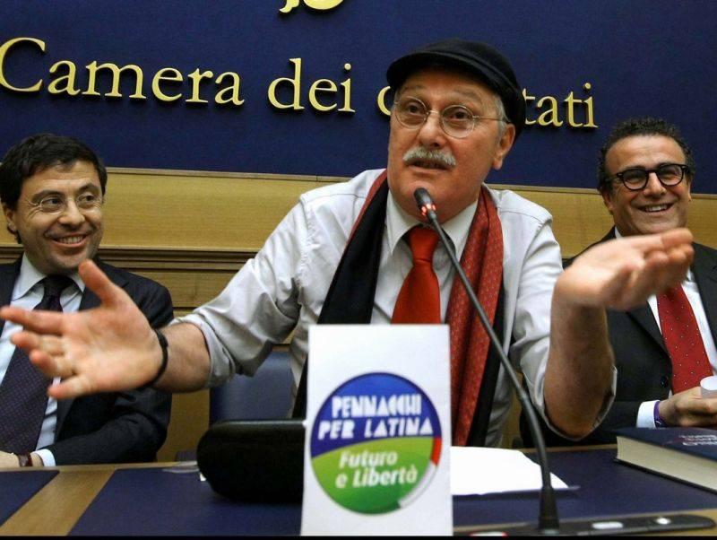 Flop della lista Pennacchi  A Latina non supera l'1%  per Granata solo 50 voti