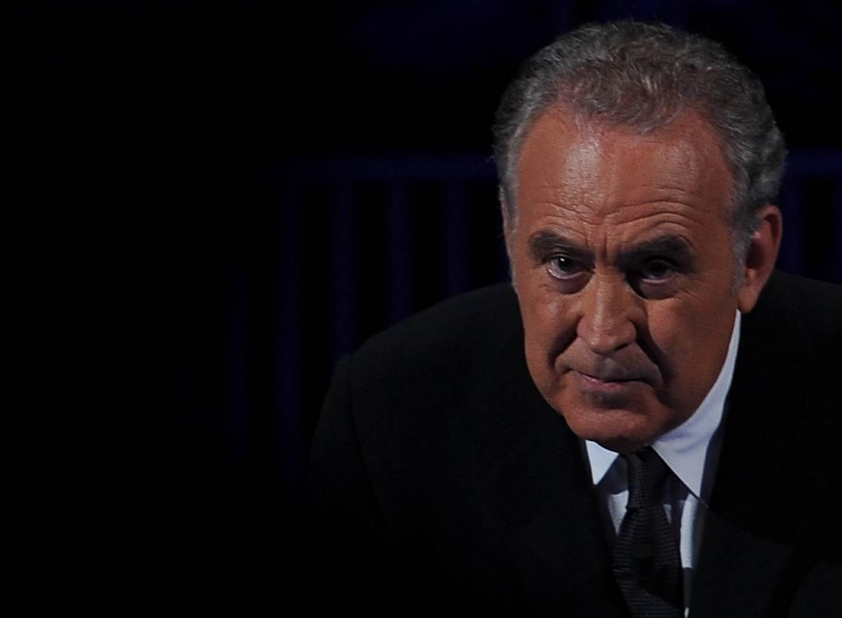 """Garimberti a Santoro:  """"Uso distorto della Rai""""  E lui: """"Peggio di Pilato"""""""