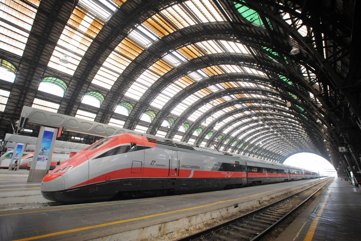 Ferrovie, rivoluzione sulla tratta Milano-Roma: dal 2015 viaggio in sole due ore e venti minuti