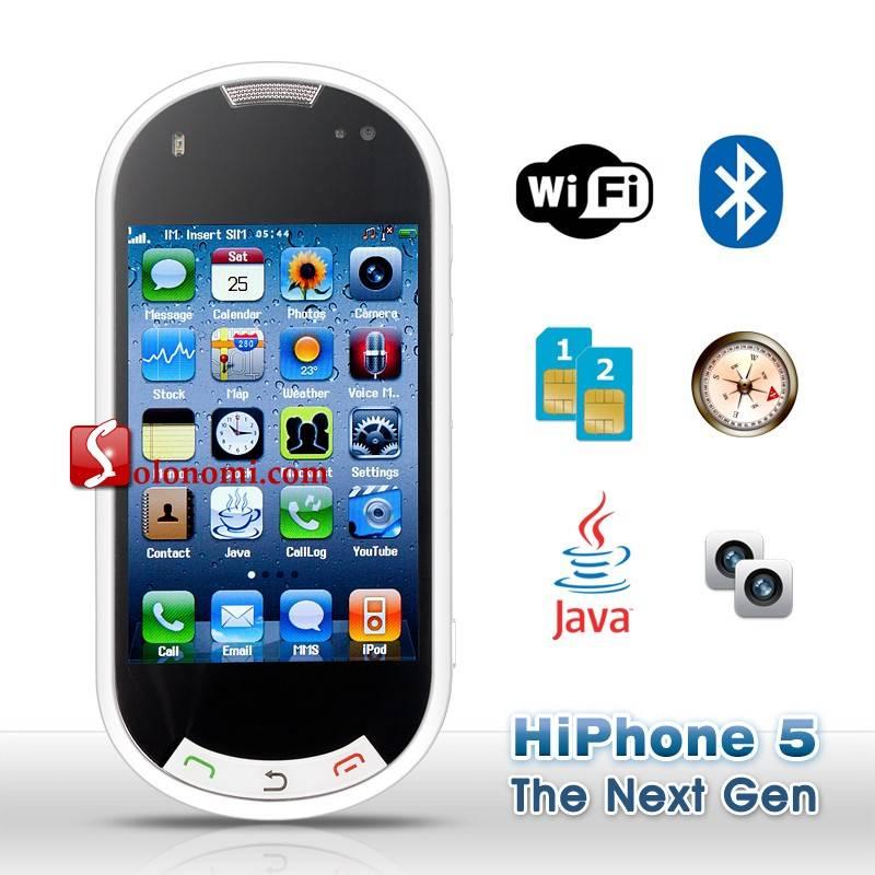 """Quando la copia arriva prima dell'originale...  In Cina è già in vendita l'iPhone 5 """"taroccato"""""""