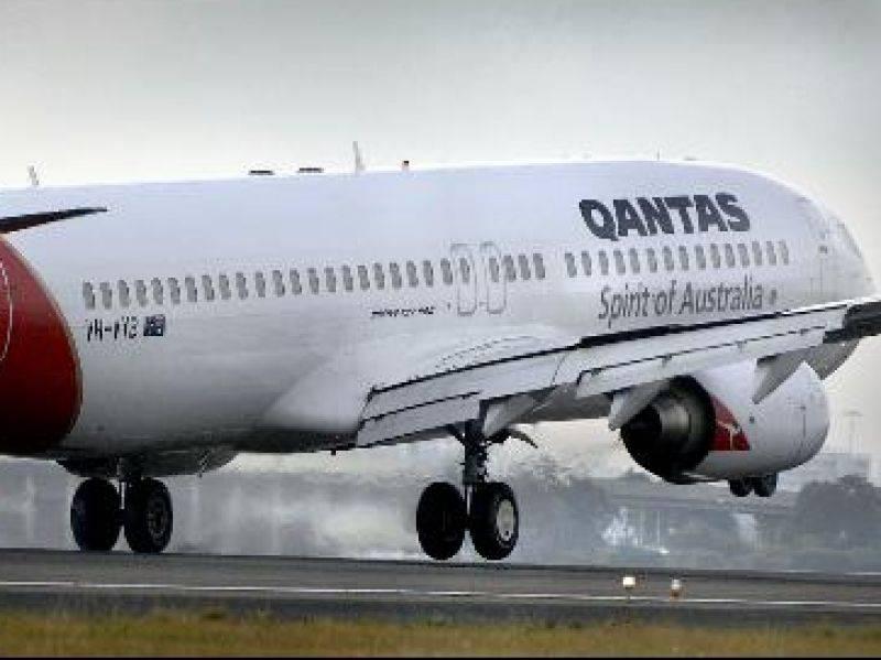 Lezione di orgasmo femminile ad alta quota  Un documentario in onda sui voli della Qantas
