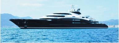 Ecco «Serene», megayacht con sommergibile