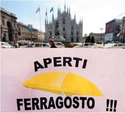 Milano si svuota a Ferragosto? È davvero storia d'altri tempi