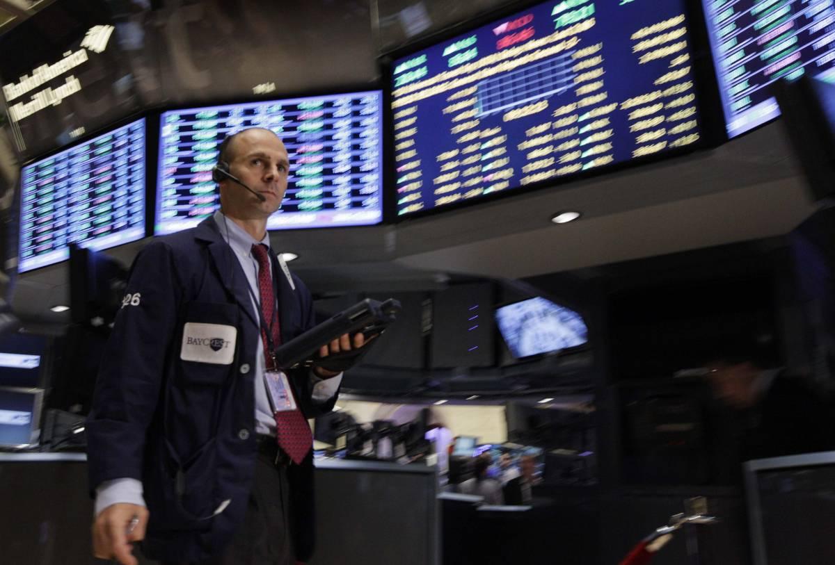 L'economia tedesca affonda le Borse europee  La Bce compra ancora titoli italiani e spagnoli