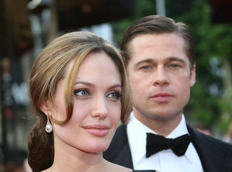 I figli vogliono vedere Harry Potter a Glasgow  Brad Pitt e Angelina Jolie noleggiano un treno