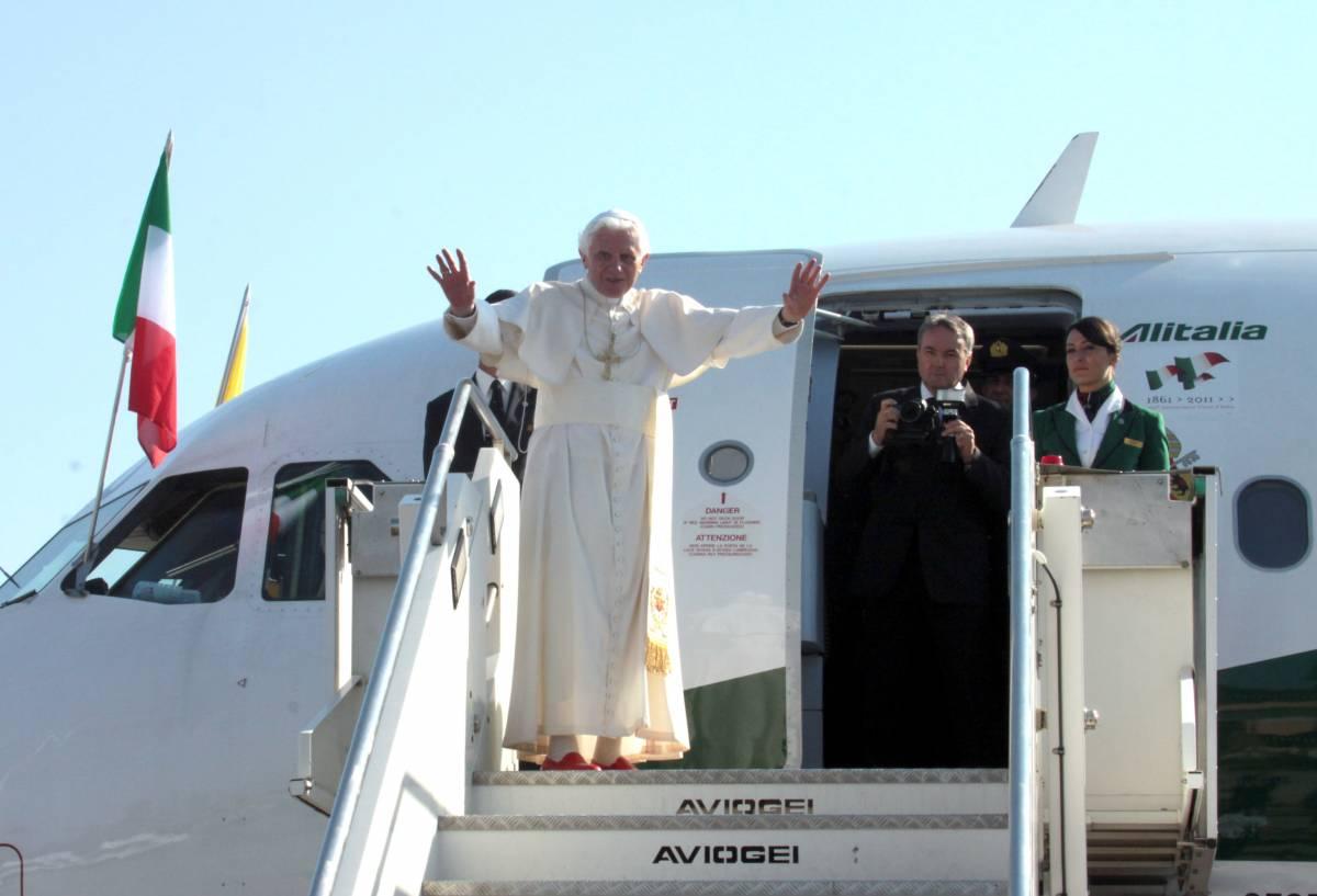 """Il Papa alla Giornata Mondiale della Gioventù:  Madrid è già """"invasa"""" da oltre 500mila ragazzi"""