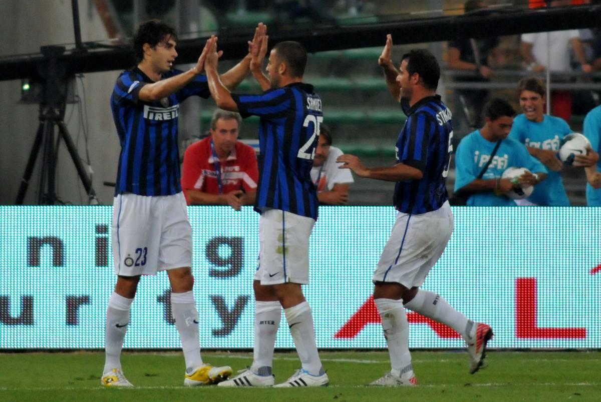 All'Inter il trofeo Tim: Gasperini ritrova Milito   E con Krasic e Vucinic, la Juve può sognare