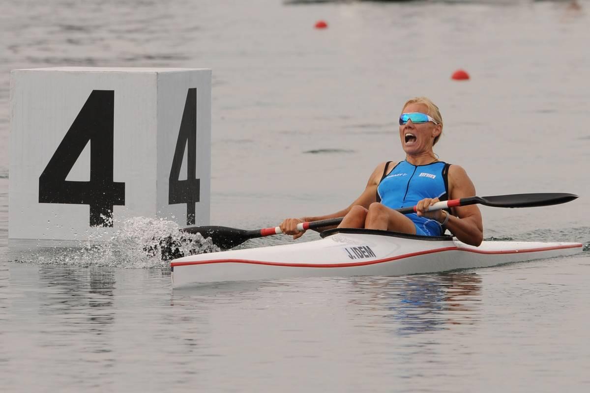 Josefa Idem da record: sarà a Londra 2012  Per lei sono le ottave olimpiadi: è nella storia