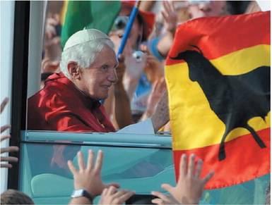 """Gmg, il """"trionfo"""" diplomatico di Ratzinger  La Spagna si affida a lui: ci aiuti a fermare l'Eta"""