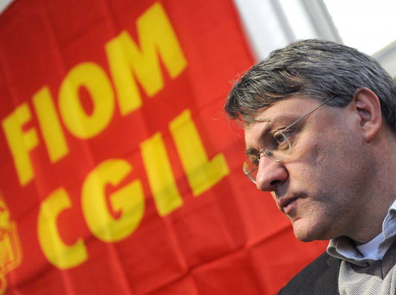 """Se adesso non basta più lo sciopero generale  La Fiom si inventa il """"presidio permanente"""""""