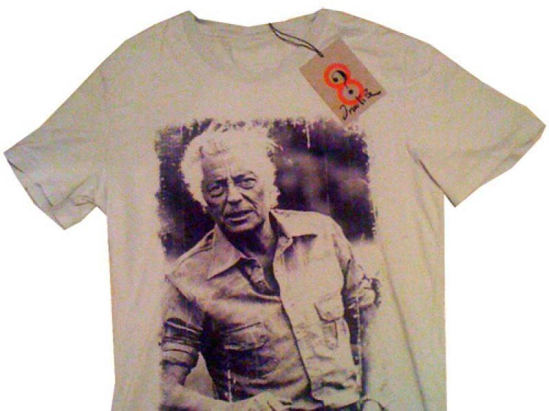 """Agnelli sulla maglietta fa arrabbiare la nipote  """"Giù le mani dalla foto di mio zio, l'Avvocato"""""""