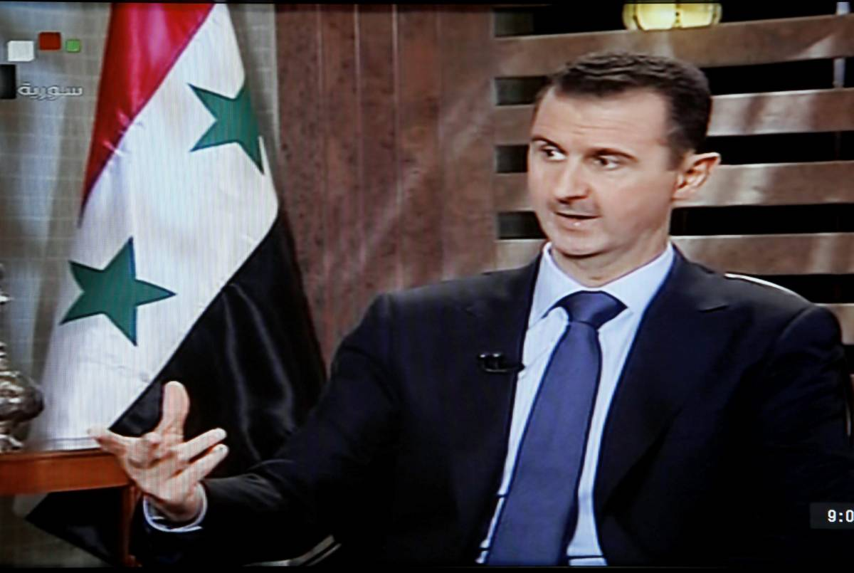 """Siria, Assad: riforme ed elezioni entro il 2012  """"Le pressioni occidentali sono senza valore"""""""