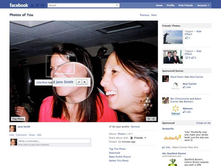 Facebook rivede la privacy: basta tag selvaggio  Proprio le foto hanno incastrato un camorrista