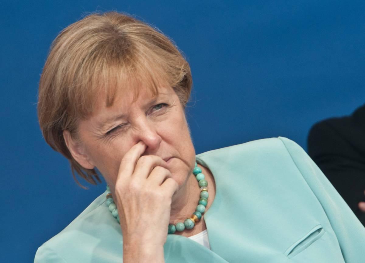 La Merkel è la donna più potente del mondo  Tonfo di Lady Obama nella classifica di Forbes
