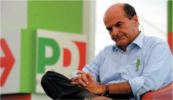 E ora il leader Bersani   sente aria di siluramento