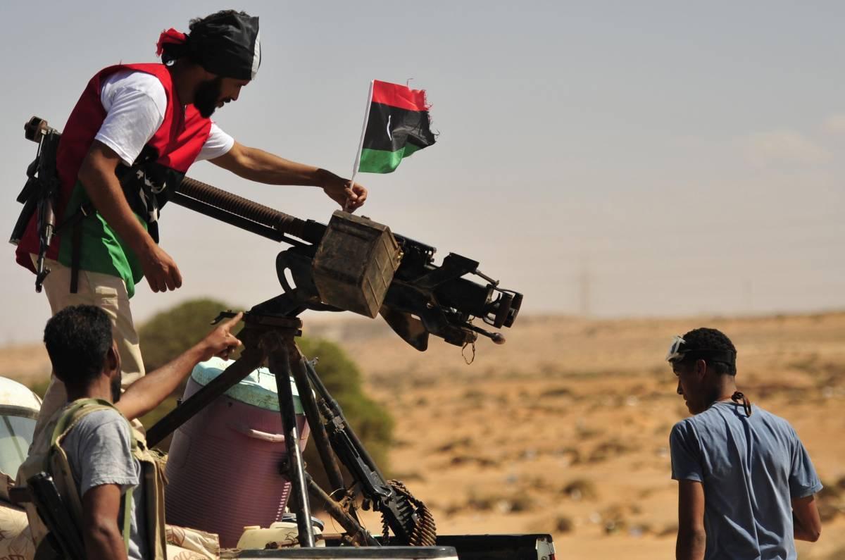 Libia, le ragioni del ribelle e quelle del lealista  Viaggio tra i due fronti: una guerra tra fratelli