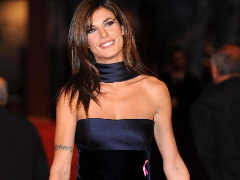 Usa, la Canalis dimentica Clooney in tv   E' tra i partecipanti di Ballando con le stelle