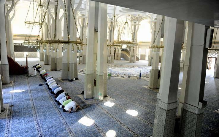Sparatoria a Copenaghen   vicino a una moschea:  un morto e un ferito