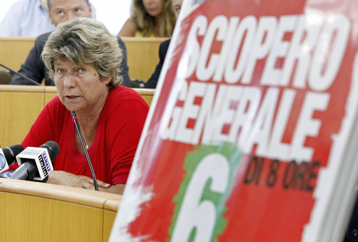 """La Cgil si prepara allo sciopero: """"Sulle pensioni c'è stato un golpe"""""""