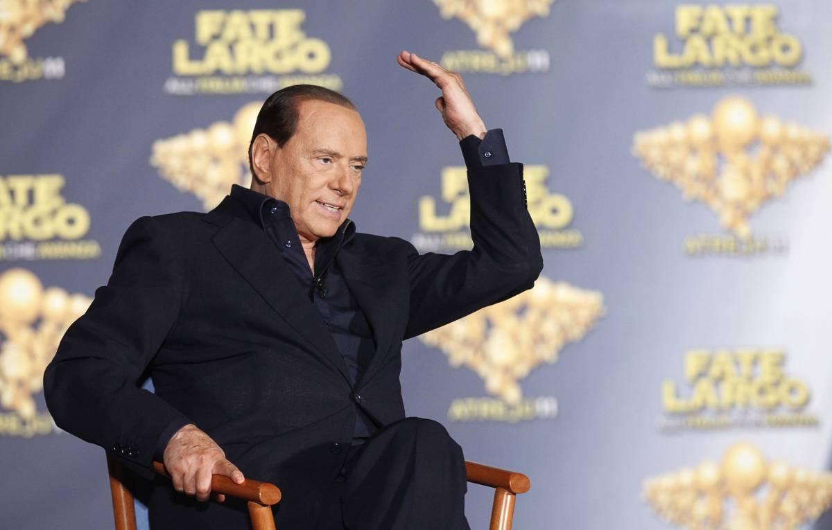 """Berlusconi: """"Non temo le inchieste  Abbiamo 18 mesi per le riforme"""""""