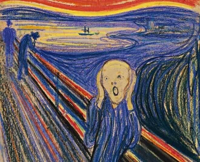 Asta record per l'Urlo di Munch Venduto a 120 milioni di dollari