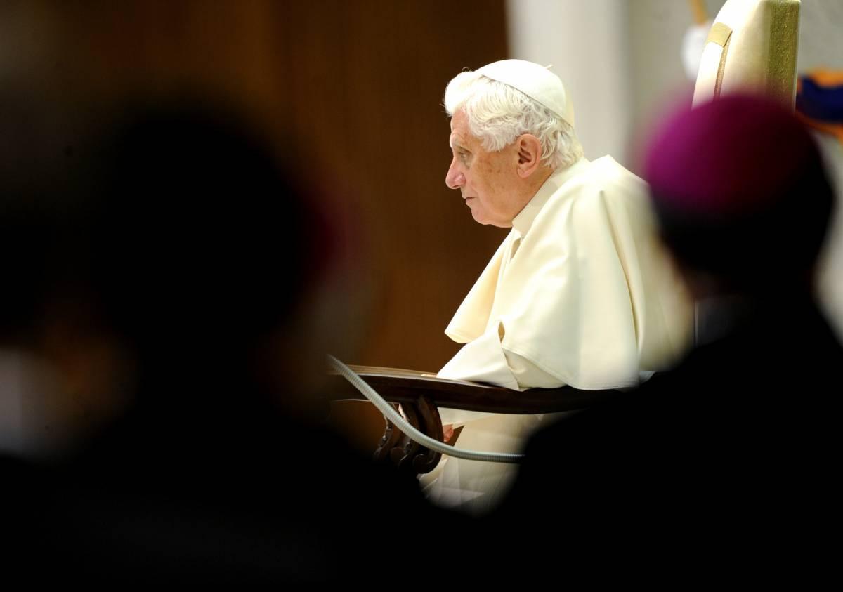A gennaio la nuova enciclica sulla fede di Benedetto XVI